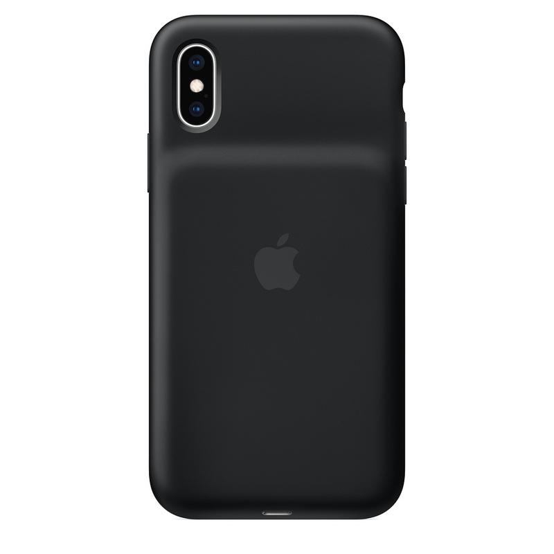 4304049714 Apple Smart Battery Case Black for iPhone XS   Cases & Protectors   Mobile  Phones + Accessories   Electronics & Accessories   Virgin Megastore