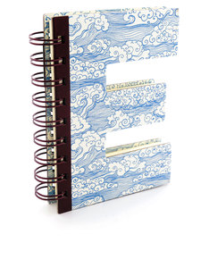 Alpha Note Books Mini Letter E