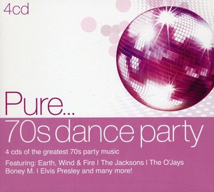 PURE 70'S DANCE PARTY