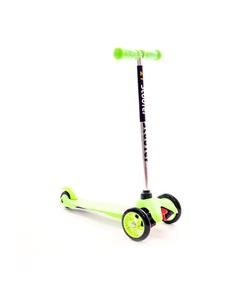 Kikx Mini Scooter Green