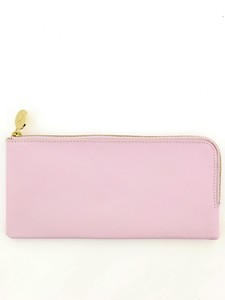 Kikki.K Leather Pencil Case Pink