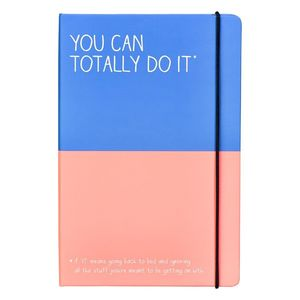 Happy Jackson You Can Totally Do It Notebook