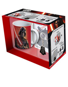 Abystyle Star Wars Pack Vader/Trooper [Mug + Keychain + Stickers]