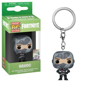 Funko Pop Games Fortnite S2 Havoc Vinyl Keychain