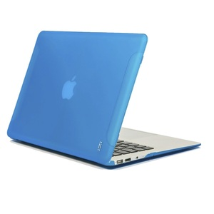Aiino Case Matte Blue Macbook Air 13