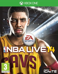 NBA Live 14 [Pre-owned]