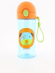 Skip Hop Zoo Sport Kids Water Bottle Dog 410Ml