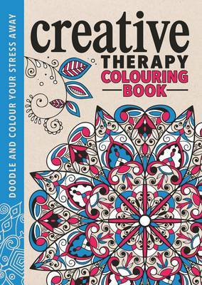 Creative therapy colouring book reference non fiction books the creative therapy colouring book negle Images