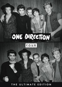 FOUR R.E W/POSTER BOOKLET