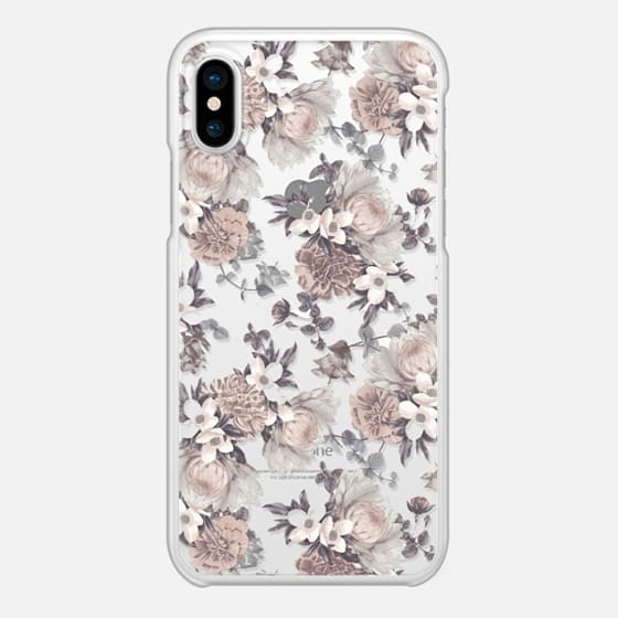 sale retailer ad670 b9ee5 Casetify Floral Snap Case for iPhone X