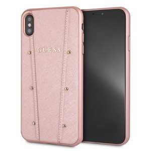 Guess Kaia Case Rose Gold for iPhone XS Max