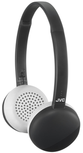 35b90a0725a JVC HA-S20BT Black Wireless On-Ear Headphones