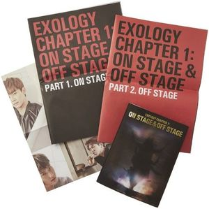 Exology Chapter 1 On Stage & Off Stage