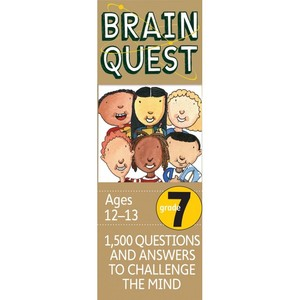 Brain Quest Grade 7 Revised 4Th Ed