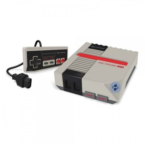 Hyperkin Retron 1 HD Console for NES Grey