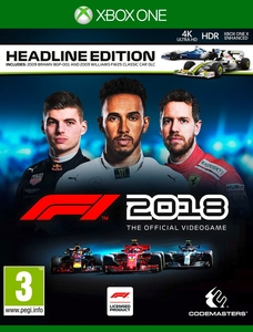 F1 2018 [Pre-owned]