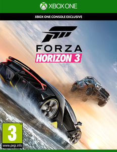 Forza: Horizon 3 [Pre-owned]