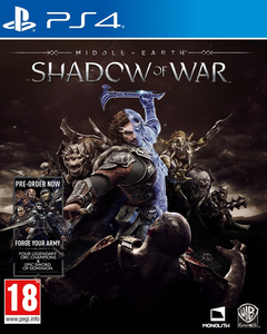 Middle-earth: Shadow of War [Pre-owned]