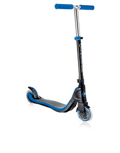 Globber Flow 125 Black/Blue Scooter