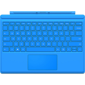 MICROSOFT SURFACE PRO 4 TYPE COVER BRIGHT BLUE FOR KEYBOARD