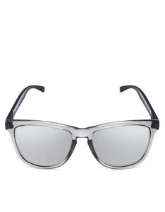 0137229b9147 Emoji Alien Bright Grey Silver Adult Sunglasses