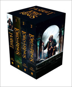 The Hobbit And The Lord Of The Rings Boxed Set Film Tieed