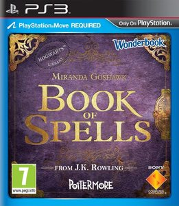 Wonderbook: Book of Spells [Pre-owned]