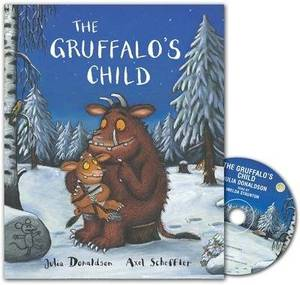The Gruffalo's Child Pb +Cd