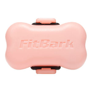 Fitbark Dog Activity Monitor Romantic Snuggler Pink