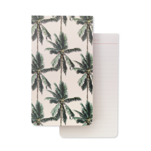 Go Stationery Palm Trees Palm Springs Reminder Pad