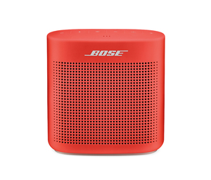 Bose SoundLink Color II Red Bluetooth Speaker
