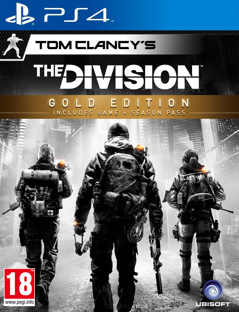 Tom Clancy Games For Ps4 : Tom clancy s the division ps games gaming
