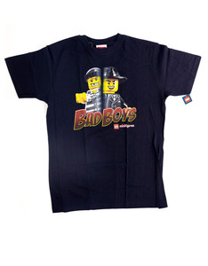 Lego Bad Boys Boys T-Shirt