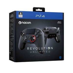 Nacon Revolution Unlimited Pro Controller Black for PS4