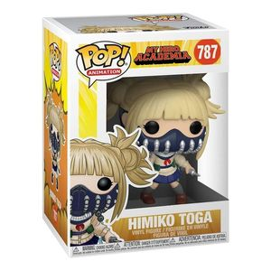 Funko Pop Animation My Hero Academia Himiko Toga with Face Cover Vinyl Figure [Pre-order]
