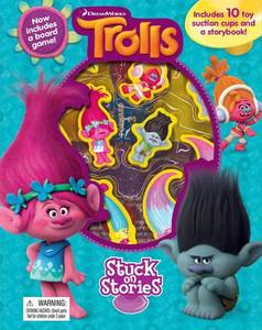 Dreamworks Trolls: Stuck on Stories