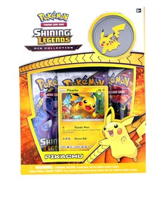 POKEMON TCG: SHINING LEGENDS PIN COLLECTION - PIKACHU