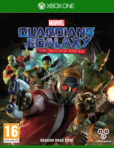Marvel's: Guardians of the Galaxy - The Telltale Series