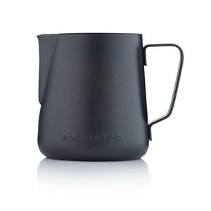 Barista & Co Core Non-Stick Milk Jug Black 420ml