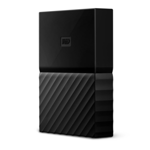 WESTERN DIGITAL MY PASSPORT 4TB BLACK WITH TYPE-C CABLE EXTERNAL HARD DRIVE FOR MAC