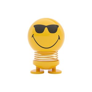 Hoptimist Small Smiley Cool Yellow