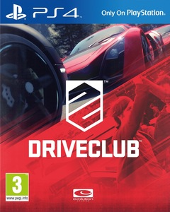DRIVECLUB [Pre-owned]