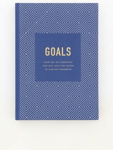 Kikki.K Goals Journal Inspiration