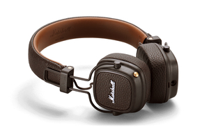 Marshall Major III Bluetooth Brown On-Ear Headphones