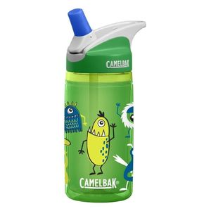 Camelbak Eddy Kids Insulated .4L Green Cyclopsters Water Bottle
