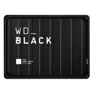 WD Black P10 Game Drive 2TB Black External Hard Drive