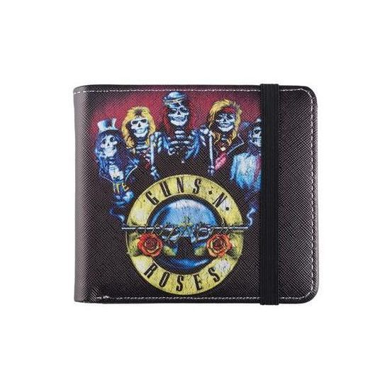 Guns N Roses Skeleton Wallet