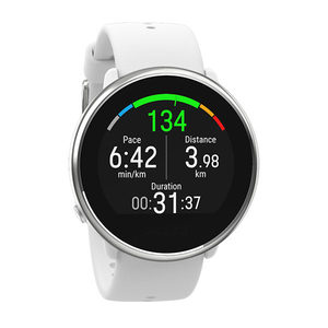 Polar Ignite White/Silver M/L Smart Watch