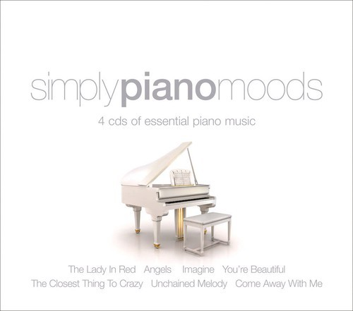 SIMPLY PIANO MOODS / VARIOUS (UK)