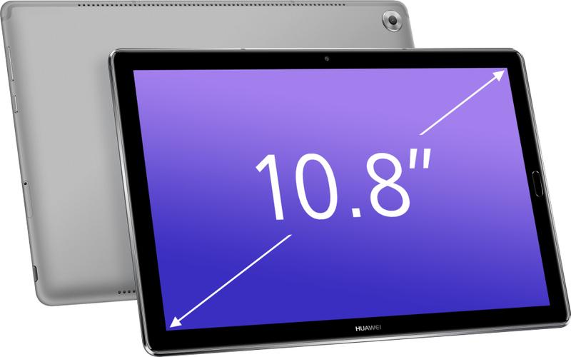 buy popular 8a26d 9723a Huawei Mediapad M5 10.8 Inch Tablet 4G 32GB Space Grey